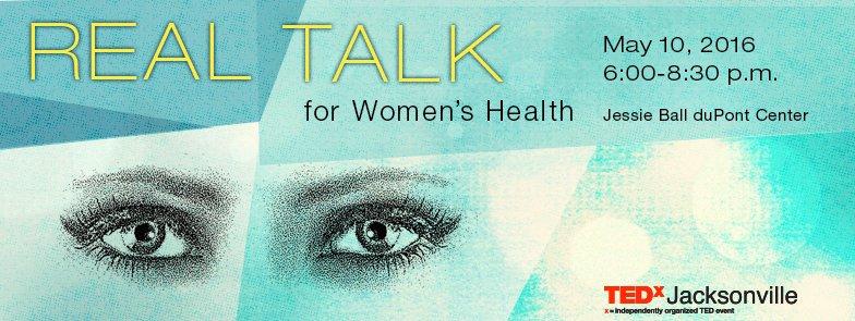 TEDxSalon: Real Talk for Women's Health