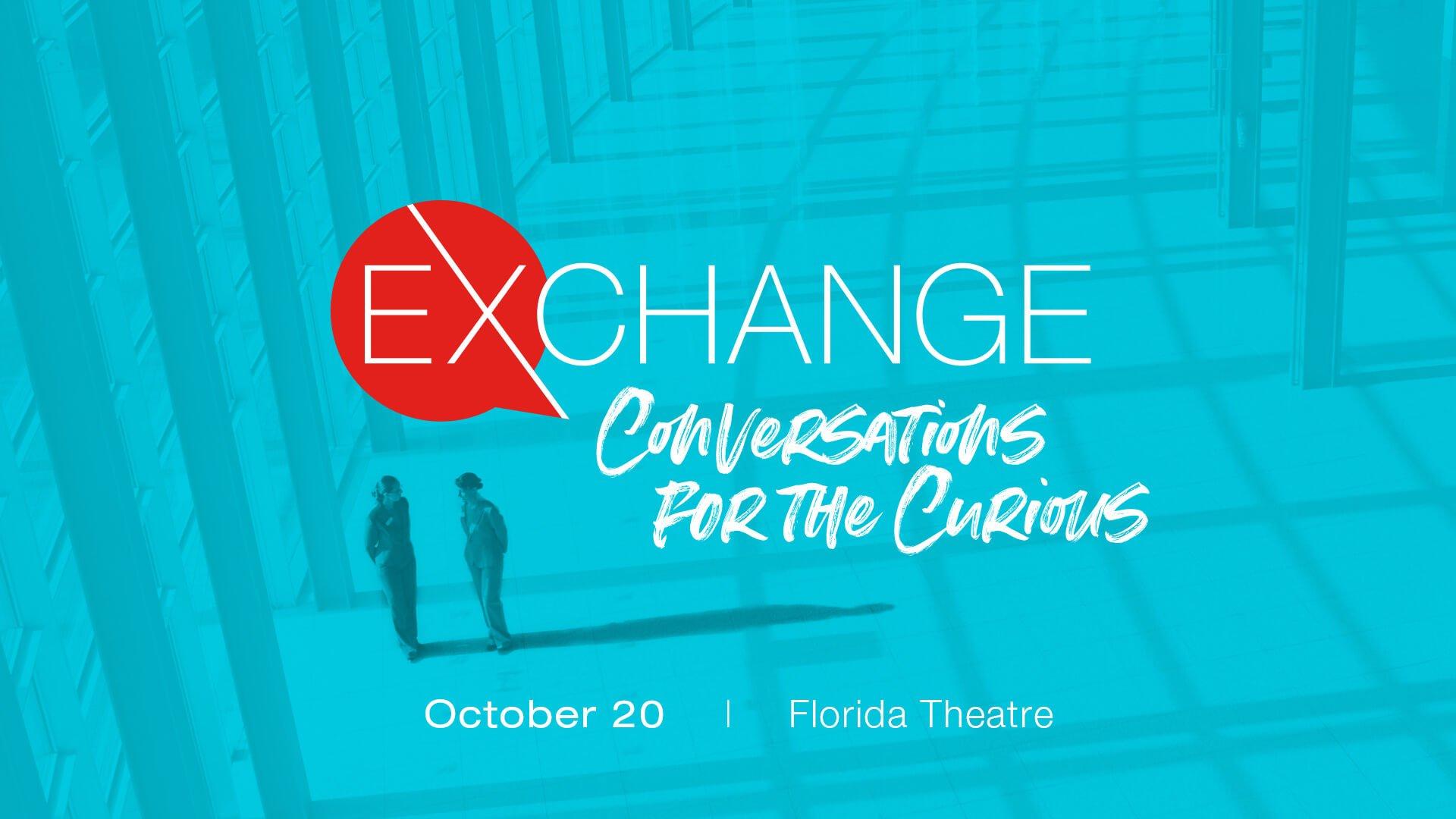 Exchange Conference graphics